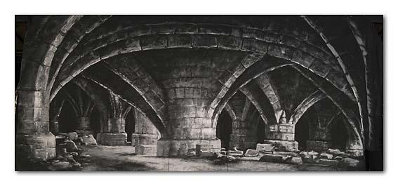 87 Gothic Castle Interior