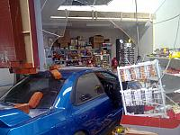 car in shop for AAMI  What about me?
